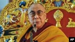 達賴喇嘛(資料圖片)