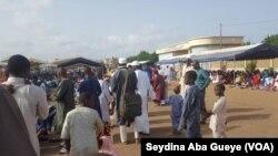 Reportage de Seydina Aba Gueye, correspondant à Dakar pour VOA Afrique