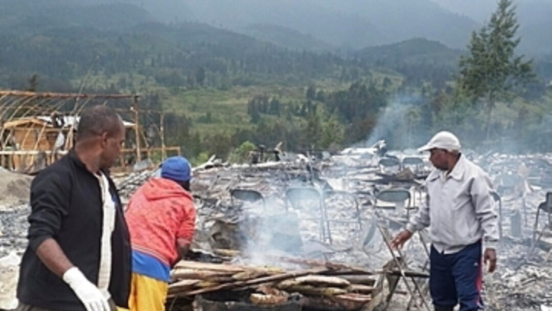 Aceh Peace Model Stumbles In Troubled Indonesian Papua Region