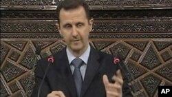 تقاضای آزادی های بیشتر در سوریه