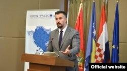 Aleksandar Andrija Pejović, ministar evropskih poslova Crne Gore (foto: Ministarstvo evropskih poslova)