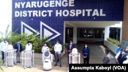 Robo zahawe u Rwanda