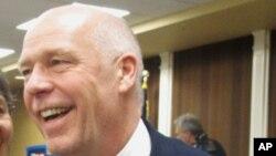 蒙大拿州的當選國會議員吉安福特 (資料圖片)