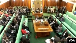 Uganda's parliament has offered a daycare for female lawmakers and staff.