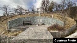Mjesto spomenika u Šušnju, Izvor: BIRN BIH