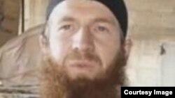 """Tarkhan Batirashvili yang juga dikenal sebagai Abu Omar al-Shishani atau """"Omar Chechen"""" salah satu pemimpin senior ISIS yang diduga tewas akibat serangan udara AS di Raqqa, Suriah (Foto: dok)."""