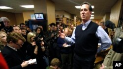 Rick Santorum (AP Photo/Charlie Neibergall)
