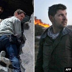Tim Hederington i Kris Hondros pratili su borbe Gadafijevih snaga i pobunjenika u Misrati.