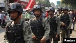 Pihak kepolisian diminta untuk lebih tegas dalam menangani kasus kejahatan geng motor yang mulai marak di Jakarta (foto: dok).