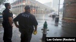 Policija u Francuskoj četvrti u New Orleansu (arhivska fotografija)