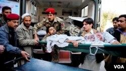 Atak Avyon Telegide Kont Militan yo Nan Pakistan Tiye 6 Moun