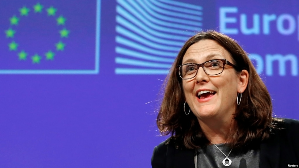 BE: Do t'u përgjigjemi tarifave tregtare të SHBA