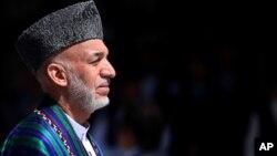 حامد کرزی: د افغانستان او امریکا ترمنځ اړیکه باید پر همکاریو ولاړه وي نه د یو بادار او غلام د اړیکې په څیر