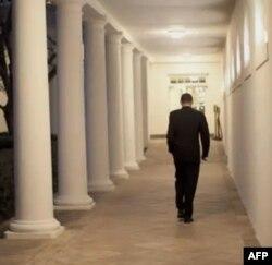 Barak Obama, Oq Uy