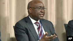 Head of the African Development Bank, Donald Kaberuka has not yet reacted to Finance Minister Patrick Chinamasa's appeal for debt relief.