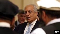 زلمی خلیلزاد، نماینده ویژه آمریکا در امور افغانستان