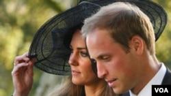 El Príncipe Guillermo y Kate Middlleton están de novios desde hace ocho años.