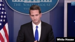 Eric Schultz kakakin Fadar White House ta Shugaban Amurka