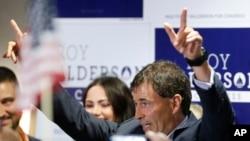 Republikanski kandidat Troj Bolderson