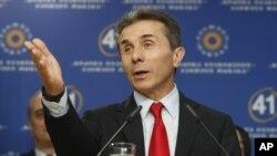 被提名為格魯吉亞總理的伊萬尼舍維里 (資料照片)