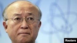 International Atomic Energy Agency (IAEA) Yukiya Amano