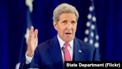 Američki državni sekretar Džon Keri (arhivski snimak)
