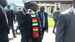 Obert Mpofu: Zanu PF Activist Fully Supporting Mnangagwa's 2023 Presidential Election Candidacy