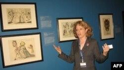 Надин Оренстайн рассказывает о выставке