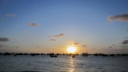 Vung Tau sea in southern Vietnam (Photo by Phạm Ngọc Minh/Vietnam/VOA reader)