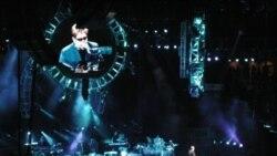 التون جان و «پیانوی میلیون دلاری» روی صحنه لاس وگاس