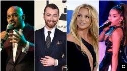Top Ten Americano: Adeus James Ingram; Sam Smith colabora com Normani; Ariana Grande é Enorme!