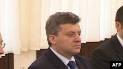 Ivanov, nesër takim me drejtuesit e partive parlamentare