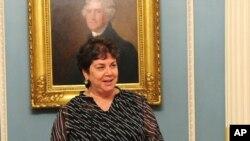 Special Envoy Hannah Rosenthal (file)