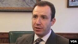 الان برمن ، سینیر نائب صدر فارن پالیسی کونسل