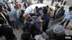 په یمن کې جنګ درې کلن شو. ایران د شعیه حوثي یاغیانو او د سعودي په مشرۍ ایتلاف د شړل شوي ولسمشر ننګه کوي