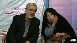 İran müxalifəti Musəvinin atasının dəfn mərasimində 7 nəfərin həbs edildiyini bildirir