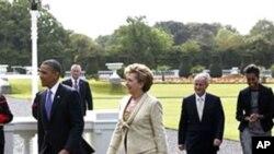 奧巴馬在愛爾蘭展開歐洲四國訪問