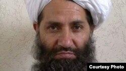 Tân thủ lĩnh Taliban Mawlawi Haibatullah Akhundzada.