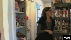 Mnogi kojima je pomoc potrebna se oslanjaju na banke hrane