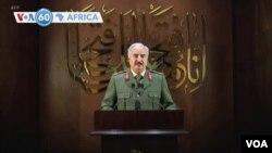 General Halife Hafter