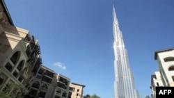 迪拜世界最高大楼