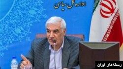 علی اصغر محمدی رئیس ستاد انتخابات ایران