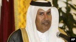 نخست وزیر قطر