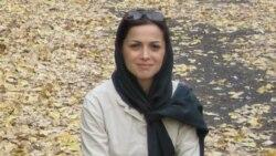 نازنین خسروانی، روزنامه نگار، بازداشت شد