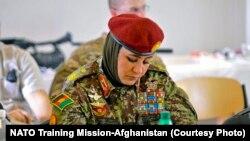 جنرل خاتول محمد زئی۔ افغان نیشنل آرمی۔ فائل فوٹو