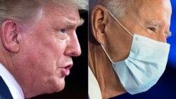 ကန္ သမၼတေလာင္း စကားစစ္ထိုးပြဲ သမၼတ Trump ၾကားျဖတ္ေျပာတာ ေလွ်ာ့ဖို႔ ခန္႔မွန္း
