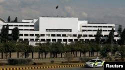 پاکستانی پارلیمان کی عمارت