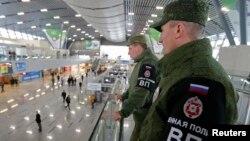 Офицеры военной полиции России