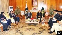 پاکستان کی سیاسی اور عسکری قیادت