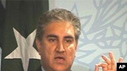 وزیرخارجہ شاہ محمود قریشی ۔ فائل فوٹو